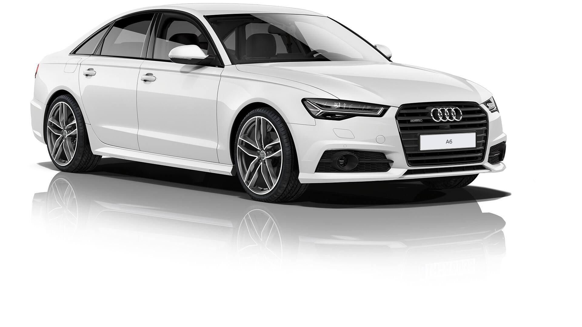 A6 > A6 > Audi в России