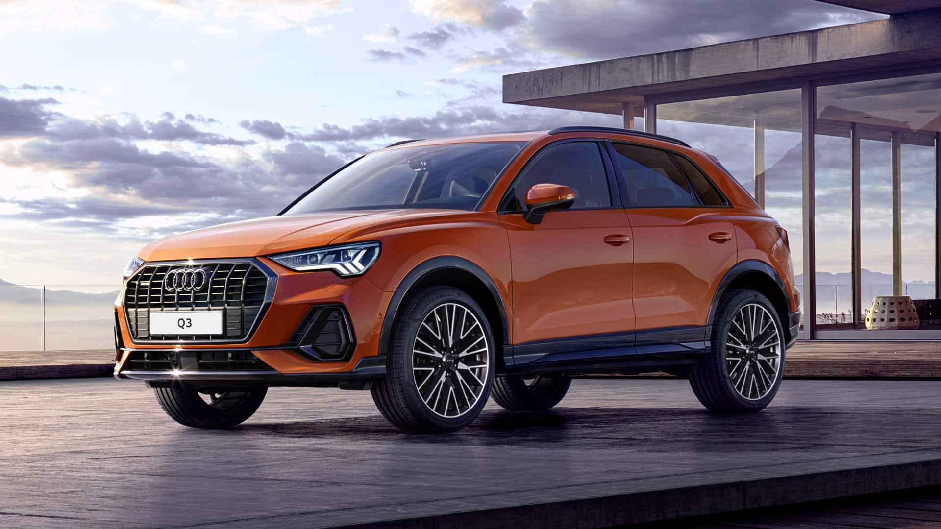 Картинки по запросу Audi Q3
