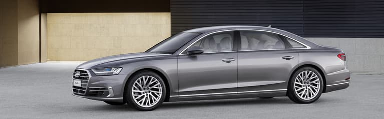 Audi A8 L Fleet Series II