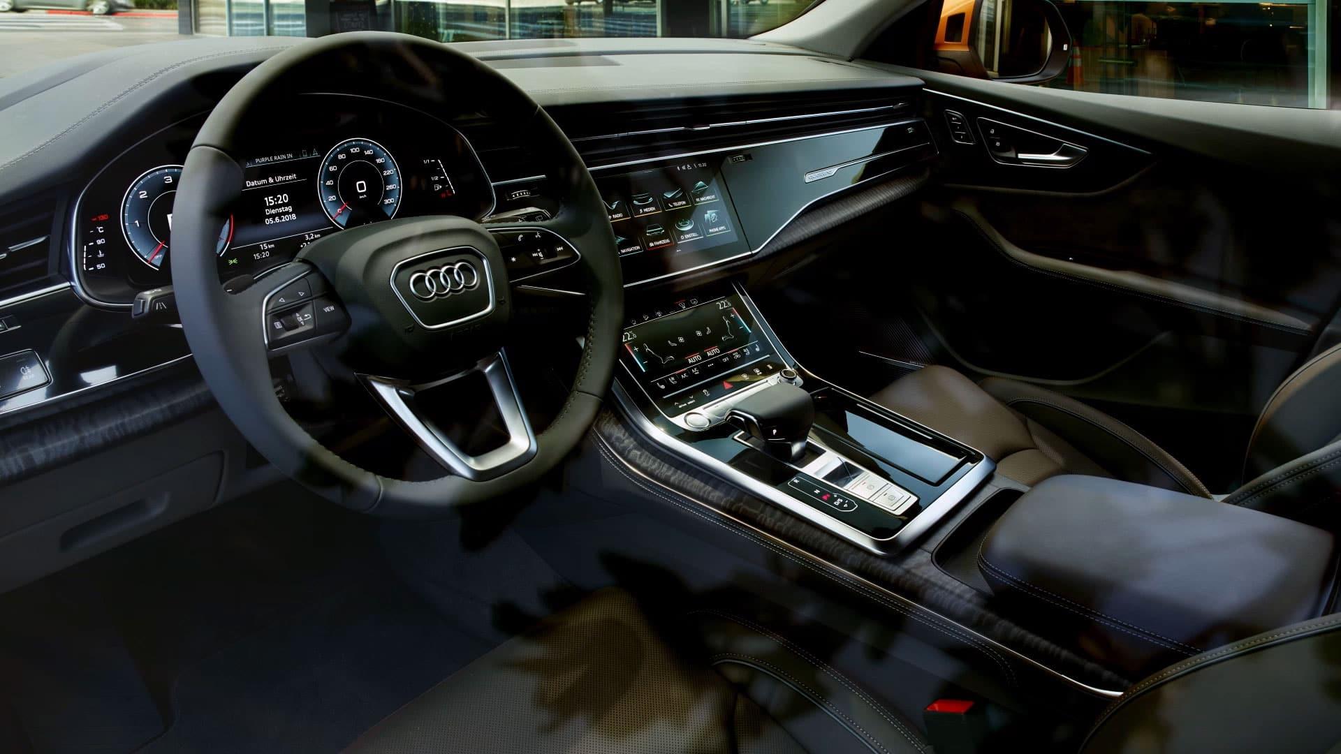 Q8 Q8 Audi в россии